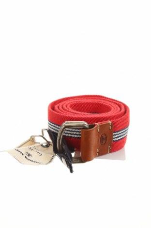 Opasek  Tom Tailor, Barva Červená, Textile , Cena  497,00Kč