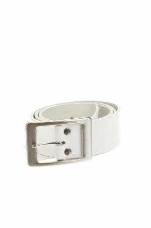 Колан Vanzetti, Цвят Бял, Естествена кожа, Цена 42,89лв.