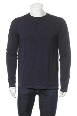 Мъжка блуза Boss Orange, Размер L, Цвят Син, 95% памук, 5% еластан, Цена 75,81лв.