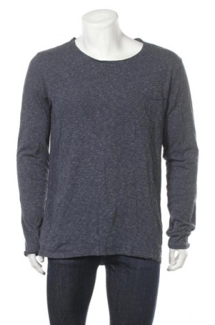 Мъжка блуза Boss Orange, Размер XL, Цвят Сив, Памук, Цена 51,66лв.