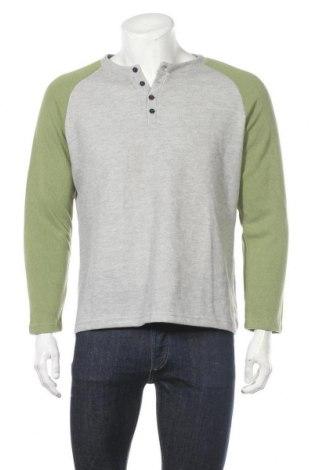 Мъжка блуза Miss Look, Размер XL, Цвят Сив, Памук, полиестер, Цена 17,01лв.