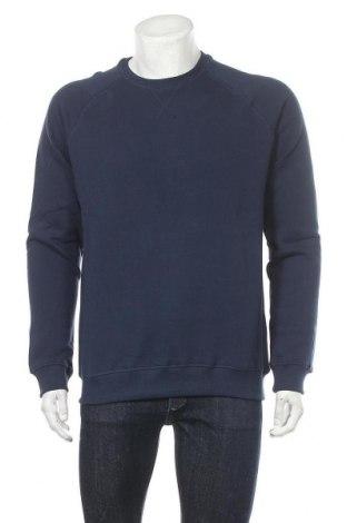 Ανδρική μπλούζα Pier One, Μέγεθος L, Χρώμα Μπλέ, Βαμβάκι, Τιμή 18,95€
