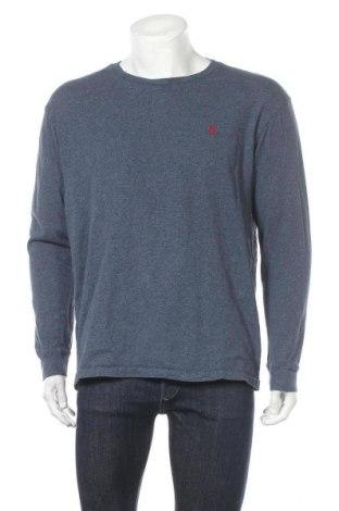 Мъжка блуза Polo By Ralph Lauren, Размер L, Цвят Син, Памук, Цена 33,92лв.