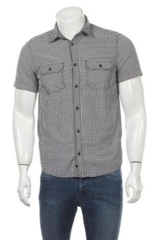 Мъжка риза Angelo Litrico, Размер S, Цвят Черен, Цена 16,96лв.