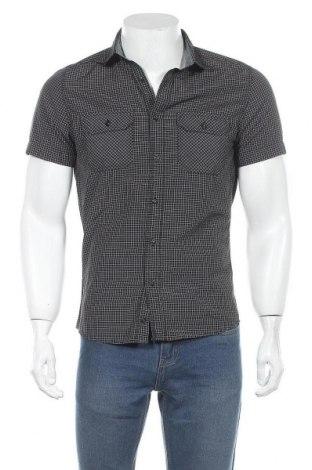 Мъжка риза Angelo Litrico, Размер S, Цвят Черен, Цена 17,85лв.