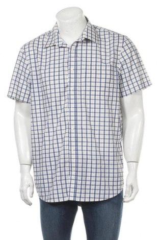 Мъжка риза Angelo Litrico, Размер XL, Цвят Многоцветен, 65% полиестер, 35% памук, Цена 17,85лв.