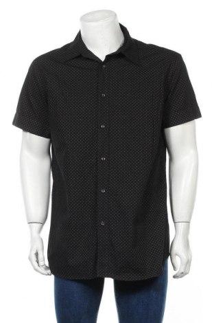 Мъжка риза Casa Blanca, Размер XL, Цвят Черен, 100% памук, Цена 12,29лв.