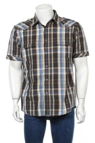 Мъжка риза Esprit, Размер XL, Цвят Многоцветен, Памук, Цена 6,43лв.