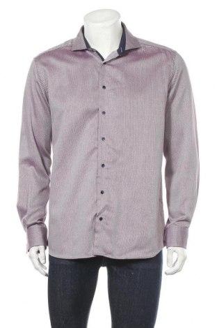 Мъжка риза Eterna, Размер L, Цвят Лилав, Памук, Цена 11,60лв.