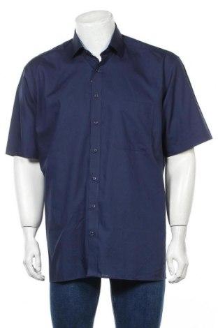 Мъжка риза Eterna, Размер XL, Цвят Син, Памук, Цена 50,37лв.