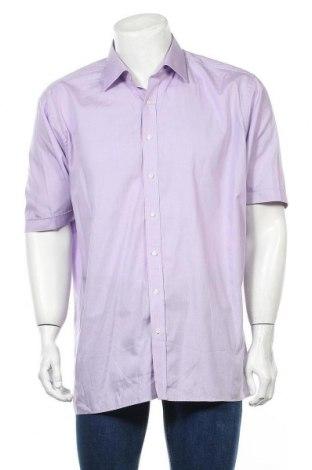 Мъжка риза Eterna, Размер XXL, Цвят Лилав, Памук, Цена 12,29лв.