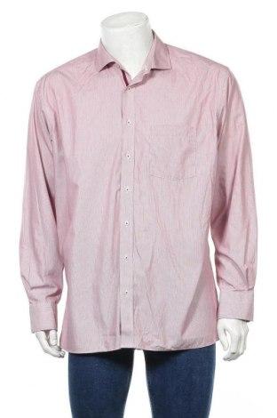 Мъжка риза Eterna, Размер XL, Цвят Розов, Памук, Цена 17,96лв.