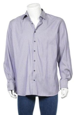 Мъжка риза Eterna, Размер XL, Цвят Многоцветен, Памук, Цена 13,97лв.
