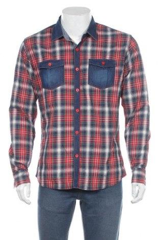 Мъжка риза Infinity, Размер L, Цвят Многоцветен, Памук, Цена 16,96лв.