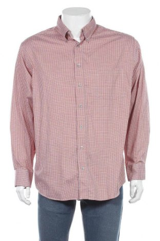 Мъжка риза Kenneth Cole, Размер XL, Цвят Многоцветен, Памук, Цена 13,23лв.