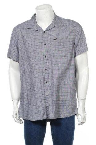 Мъжка риза Kenneth Cole, Размер XL, Цвят Син, 93% памук, 7% полиестер, Цена 17,96лв.