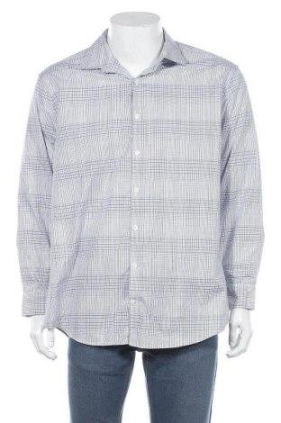 Мъжка риза Kenneth Cole, Размер XL, Цвят Син, Памук, Цена 13,23лв.