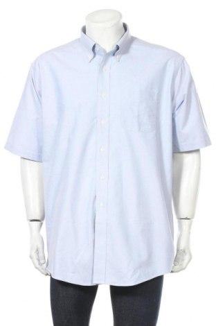 Мъжка риза L.L. Bean, Размер XL, Цвят Син, Памук, Цена 19,11лв.