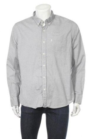 Мъжка риза Levi's, Размер XL, Цвят Сив, Памук, Цена 29,40лв.