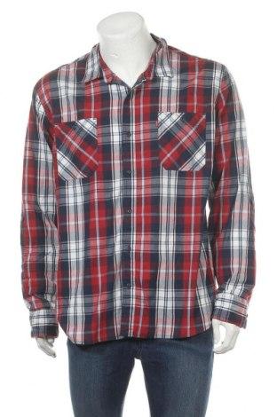 Мъжка риза Levi's, Размер XL, Цвят Многоцветен, 60% памук, 40% полиестер, Цена 29,40лв.