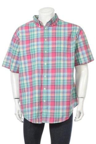 Мъжка риза Merona, Размер XXL, Цвят Многоцветен, Памук, Цена 18,90лв.
