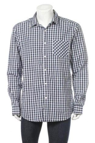 Ανδρικό πουκάμισο Mexx, Μέγεθος XXL, Χρώμα Μπλέ, Βαμβάκι, Τιμή 13,25€