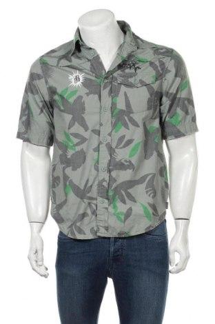 Ανδρικό πουκάμισο Mexx, Μέγεθος XL, Χρώμα Πολύχρωμο, Βαμβάκι, Τιμή 8,85€