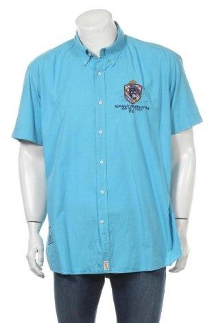 Мъжка риза Pierre Cardin, Размер XXL, Цвят Син, Памук, Цена 31,92лв.