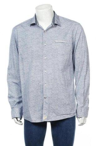 Мъжка риза Pierre Cardin, Размер XL, Цвят Син, Памук, Цена 19,69лв.