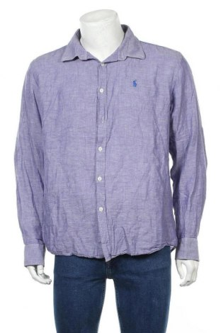Pánská košile  Polo By Ralph Lauren, Velikost XXL, Barva Fialová, Cena  655,00Kč