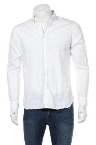 Мъжка риза Saint Laurent, Размер S, Цвят Бял, Цена 167,70лв.