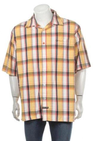 Мъжка риза South Pole, Размер XL, Цвят Многоцветен, Памук, Цена 7,98лв.