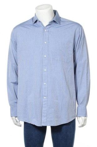 Мъжка риза Tommy Hilfiger, Размер L, Цвят Син, 100% памук, Цена 31,50лв.