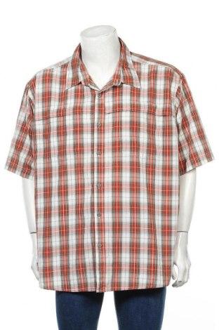 Мъжка риза Wrangler, Размер 3XL, Цвят Многоцветен, 80% полиестер, 20% полиамид, Цена 15,12лв.