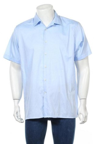 Мъжка риза Yorn, Размер XL, Цвят Син, 100% памук, Цена 5,99лв.
