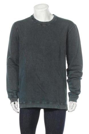 Мъжка блуза American Vintage, Размер XL, Цвят Син, Памук, Цена 26,46лв.