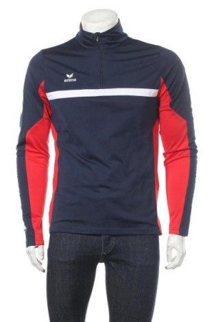 Мъжка спортна блуза Erima, Размер M, Цвят Син, Полиестер, Цена 17,96лв.