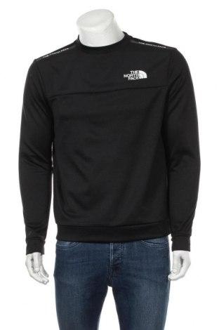 Ανδρική αθλητική μπλούζα The North Face, Μέγεθος M, Χρώμα Μαύρο, Πολυεστέρας, Τιμή 34,70€