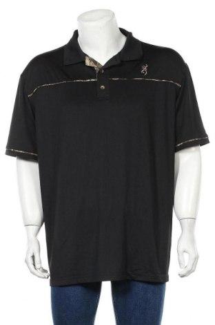 Pánské tričko , Velikost XL, Barva Černá, 95% polyester, 5% elastan, Cena  108,00Kč
