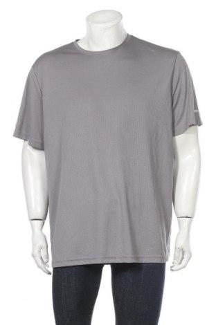 Мъжка тениска Athletic Works, Размер XXL, Цвят Сив, Полиестер, Цена 15,96лв.