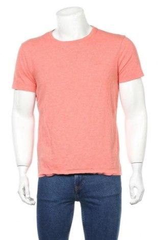Ανδρικό t-shirt Banana Republic, Μέγεθος M, Χρώμα Ρόζ , Βαμβάκι, Τιμή 19,18€