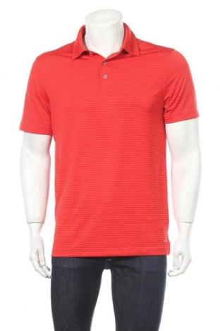 Мъжка тениска Champion, Размер M, Цвят Червен, 100% полиестер, Цена 15,12лв.