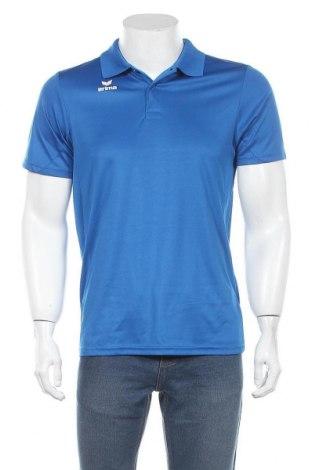 Мъжка тениска Erima, Размер M, Цвят Син, Полиестер, Цена 17,01лв.