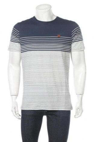 Ανδρικό t-shirt Indicode, Μέγεθος L, Χρώμα Μπλέ, Βαμβάκι, Τιμή 11,21€