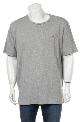 Ανδρικό t-shirt Jack & Jones, Μέγεθος 3XL, Χρώμα Γκρί, 85% βαμβάκι, 15% βισκόζη, Τιμή 7,89€