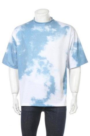 Мъжка тениска Jaded London, Размер S, Цвят Син, 95% полиестер, 5% еластан, Цена 21,00лв.