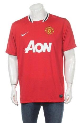 Pánské tričko  Nike, Velikost XL, Barva Červená, Polyester, Cena  409,00Kč