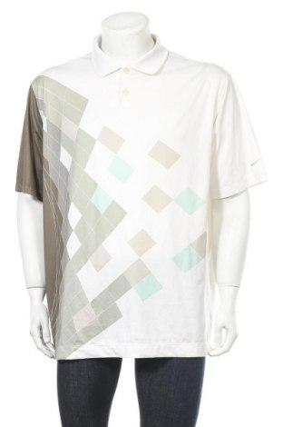 Мъжка тениска Nike Golf, Размер XL, Цвят Многоцветен, 91% полиестер, 9% еластан, Цена 24,94лв.