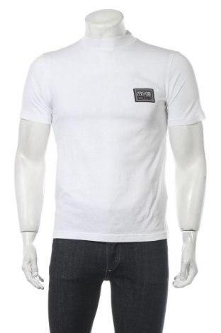 Ανδρικό t-shirt Versace Jeans, Μέγεθος L, Χρώμα Λευκό, Βαμβάκι, Τιμή 59,83€