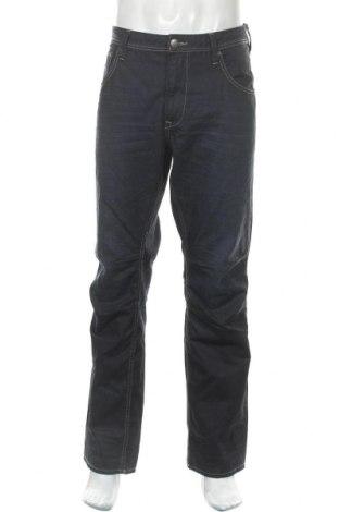 Мъжки дънки Angelo Litrico, Размер XL, Цвят Син, Памук, Цена 23,10лв.